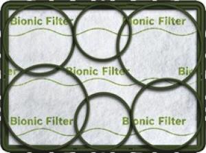 Filtro Bionic Bbz11bf Bosch Siemens Originale 468637