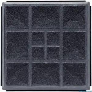 Filtro Ai Carboni Attivi Bbz190af Bosch Siemens Orig. 483781