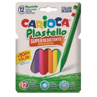 Carioca Cf12 Plastello Rotondo Ass.ti 42711