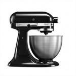Robot Da Cucina Nero KitchenAid 5K45SSEOB