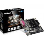 Scheda Madre ASROCK J3455B-ITX (Intel CPU onboard) (D)