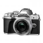 Fotocamera Olympus OM-D E-M10 Mark III + 14-42mm EZ Silver