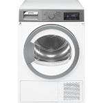 Asciugatrice Libera Installazione 8 Kg Classe A+++ Inverter con Pompa di calore Profondità 61 cm SMEG  DHT83LIT-1