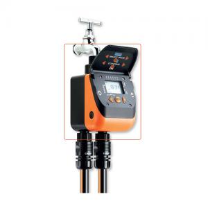 Claber 8410 Programmatore elettronico da rubinetto Aquadue Dup