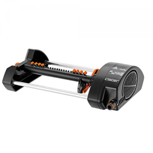 Claber 8753 Irrigatore oscillante Compact 20 con innesto rapid