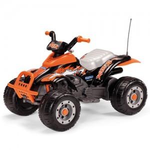 Peg Perego OR066 Un inimitabile quad elettrico con batteria a 12 Vo