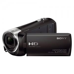 Sony HDR-CX240EB CX240E - Carl Zeiss Vario-Tessar, CMOS sensor, 9.2