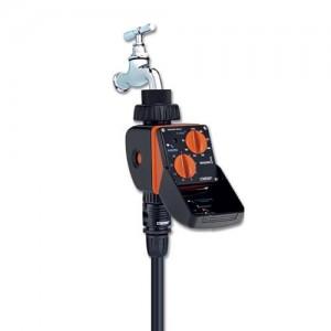 Claber 8423 Programmatore irrigazione per rubinetto Aquauno Se
