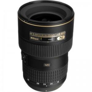 Obiettivo Nikon AF-S Nikkor 16-35mm f/4G ED VR