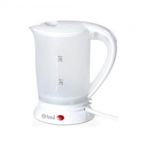 Trevi CL225 - SINGLE Bollitore elettrico, 0.5 l, 650 W, 546 g, Bianco