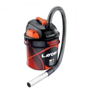 Lavor ASHLEY 901 18 L, 800 W, 30.4 l/s, 150 mbar, 230V, Nero/Aranci