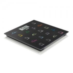 Laica PS-1061L LCD Display, 1x CR2032 (3V), Portata max 180kg, Ve