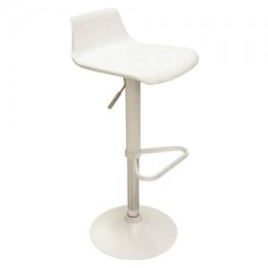 Amicasa 7-95 Sgabello ad altezza regolabile Easy seduta in PVC