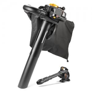 Mc Culloch GBV322VX S16  Soffiatore /aspiratore per giardino 2 T - Miscela