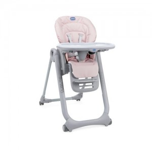 Seggiolone Chicco Segg.POLLY MAGIC RELAX Polly Magic Relax 00.79502.650 Pink