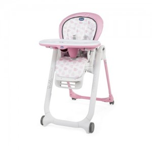 Seggiolone Chicco POLLY PROGRESS Polly Progress 05.79336.170 Pink