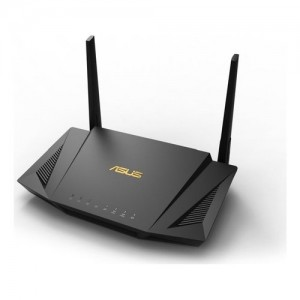 Asus RT-AX56U Router AX1800 Dual Band WiFi 6 (802.11ax) che supp