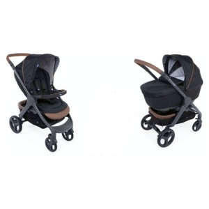 Duo Chicco STYLEGO Up Pure Black 04.79223.310