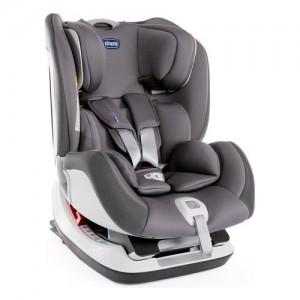 Autoseggiolone Chicco SEAT UP 012 Bebe'care Pearl Omologato 00 - 25 kg Gruppo 0-1-2 Attacco Cintura/Isofix 00.79183.840
