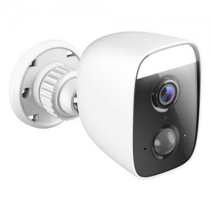Videocamera sorveglianza D Link Spotlight da esterno DCS-8627LH - Wi-Fi Outdoor Full HD 1920x1080 Visone notturna fino a 7m Ascolta e parla