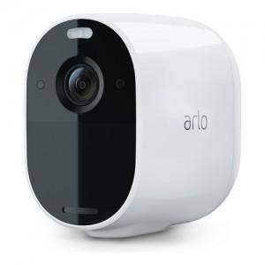 Videocamera sorveglianza Arlo Essential Spotlight VMC2030-100EUS - Wireless Outdoor Full HD 1920x1080 Visone notturna fino a 7,5m Ascolta e parla