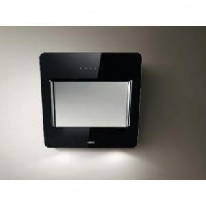 Cappa a Parete 55cm Vetro Nero Elica BELT BL/F/55 - PRF0034211C