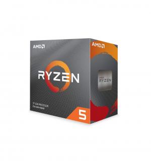 Processore CPU 100-100000022BOX AMD Ryzen 5 3600X 4.4Ghz 36MB 95W AM4 Wraith Spire cooler