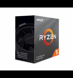 Processore PC CPU 100-100000031BOX AMD Ryzen 5 3600 Box AM4 (3,600GHz)