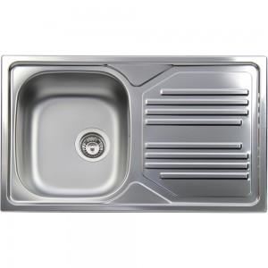 Lavello da Incasso 1 Vasca + Gocciolatoio Apell TM861IRPC ATMOSFERA