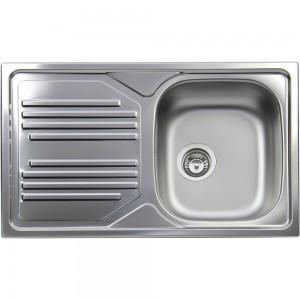 Lavello da Incasso 1 Vasca + Gocciolatoio Apell TM861ILPC ATMOSFERA