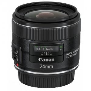 Obiettivo Canon EF 24mm f/2.8 IS USM