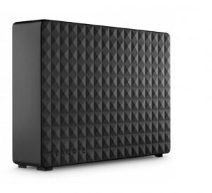 Hard Disk Esterno 3,5 4TB Seagate Expansion desk nero STEB4000200