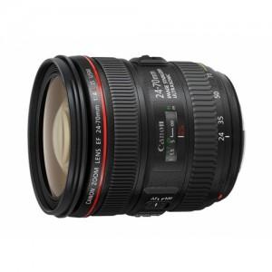 Obiettivo Canon EF 24-70mm f/4L IS USM (white box)