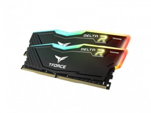 PRONTA CONSEGNA - SPEDIZIONE IMMEDIATA - Memoria Ram Team Group Delta RGB TF3D432G2400HC15BDC01 Kit 32 GB (2x16)