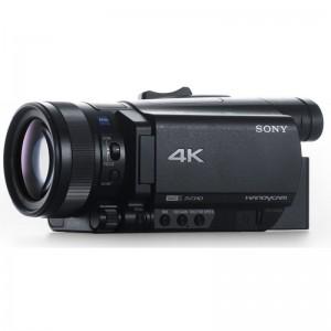 Videocamera Sony FDR-AX700 14,2 MP CMOS palmare Nero 4K Ultra HD