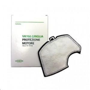 Griglia Protezione Filtro Motore Folletto Originale VK 140 - VK 150  49013
