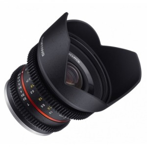 Obiettivo Samyang 12mm T2.2 Cine NCS CS (Fuji X)