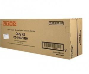616510010 UTAX 616510010 Nero cartuccia toner e laser