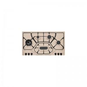 Piano Cottura da Incasso 6 Fuochi Gas Franke POC 6 BG 3GAV-D-O-E - 6890111
