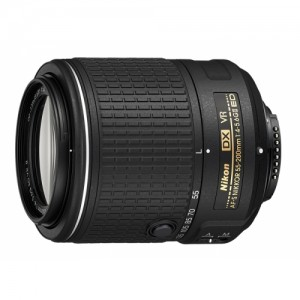 Obiettivo Nikon AF-S DX NIKKOR 55-200mm f/4.0-5.6G ED VR II