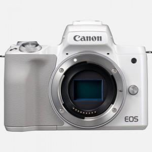 Fotocamera Digitale Canon EOS M50 Body White (kit box)