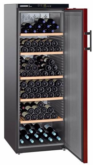 Cantina per Vini  Libera Installazione 200 Bottiglie Rosso Bordeaux Liebherr WTr 4211