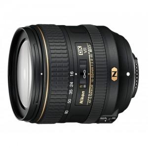 Obiettivo Nikon AF-S NIKKOR 16-80mm f/2.8-4E ED DX VR (W.box)
