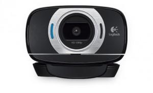 Webcam 960-001056 Logitech C615 8MP 1920 x 1080Pixel USB 2.0 Nero