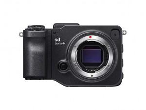 Fotocamera Sigma sd Quattro H