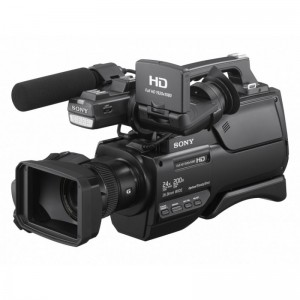 Videocamera Sony HXR-MC2500E 6,59 MP CMOS Shoulder camcorder Black Full HD