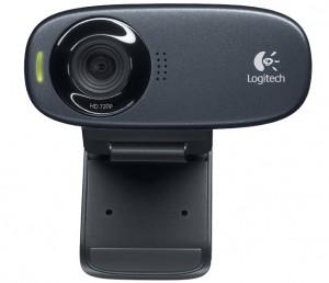 Webcam 960-001065 Logitech C310 5MP 1280 x 720Pixel USB Nero