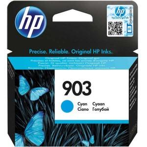Cartuccia di inchiostro ciano 903 HP Originale T6L87AE