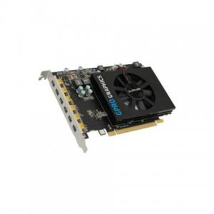 Scheda Video 32258-00-21G SAPPHIRE GPRO 6200 4 GB GDDR5 Pci-E / 6 x Mini Port BROWN BOX