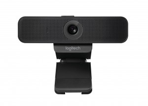 Webcam 960-001076 Logitech C925e 1920 x 1080Pixel USB 2.0 Nero